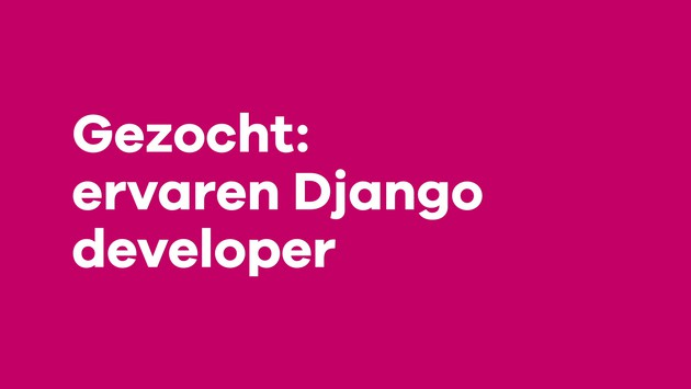 Vacature Backend Dev Nl 02wdr 201020